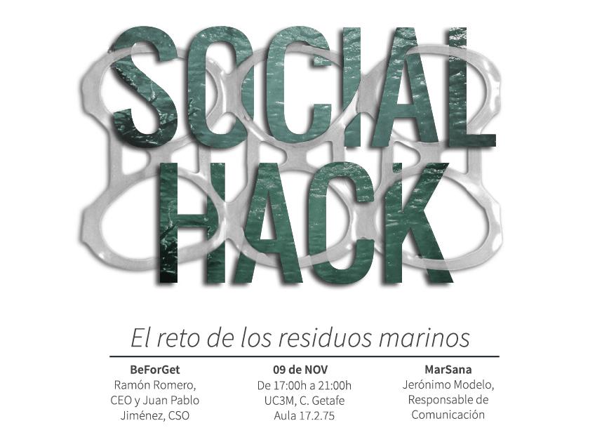 SocialHack, nuevo evento de emprendimiento social