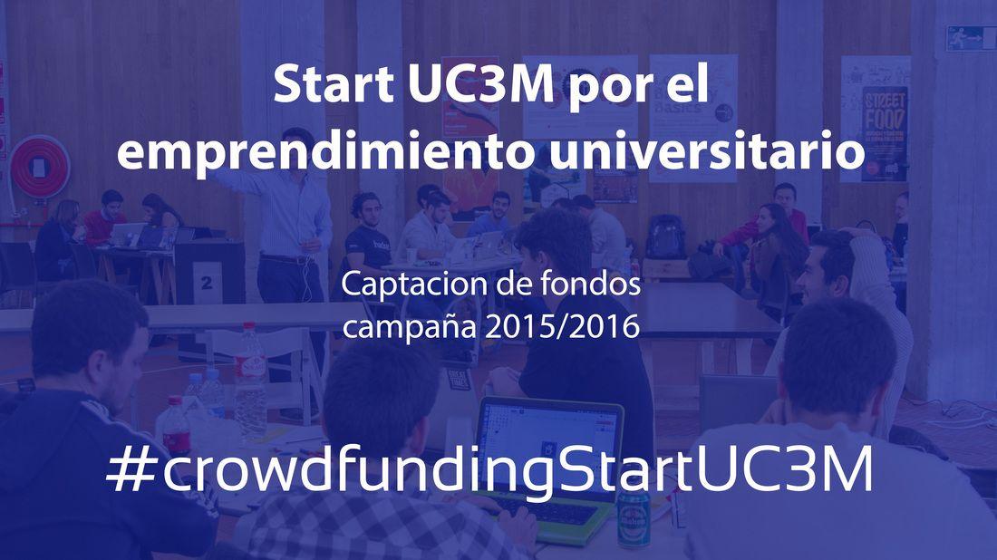 Crowdfunding StartUC3M