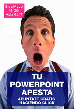 Tu powerpoint apesta