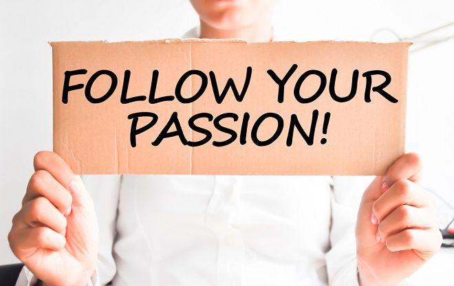 sigue tu pasión