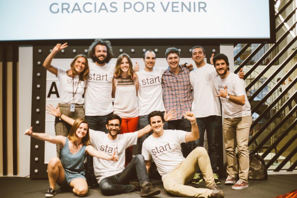 Start Comillas celebra su 5º Aniversario en Google Campus