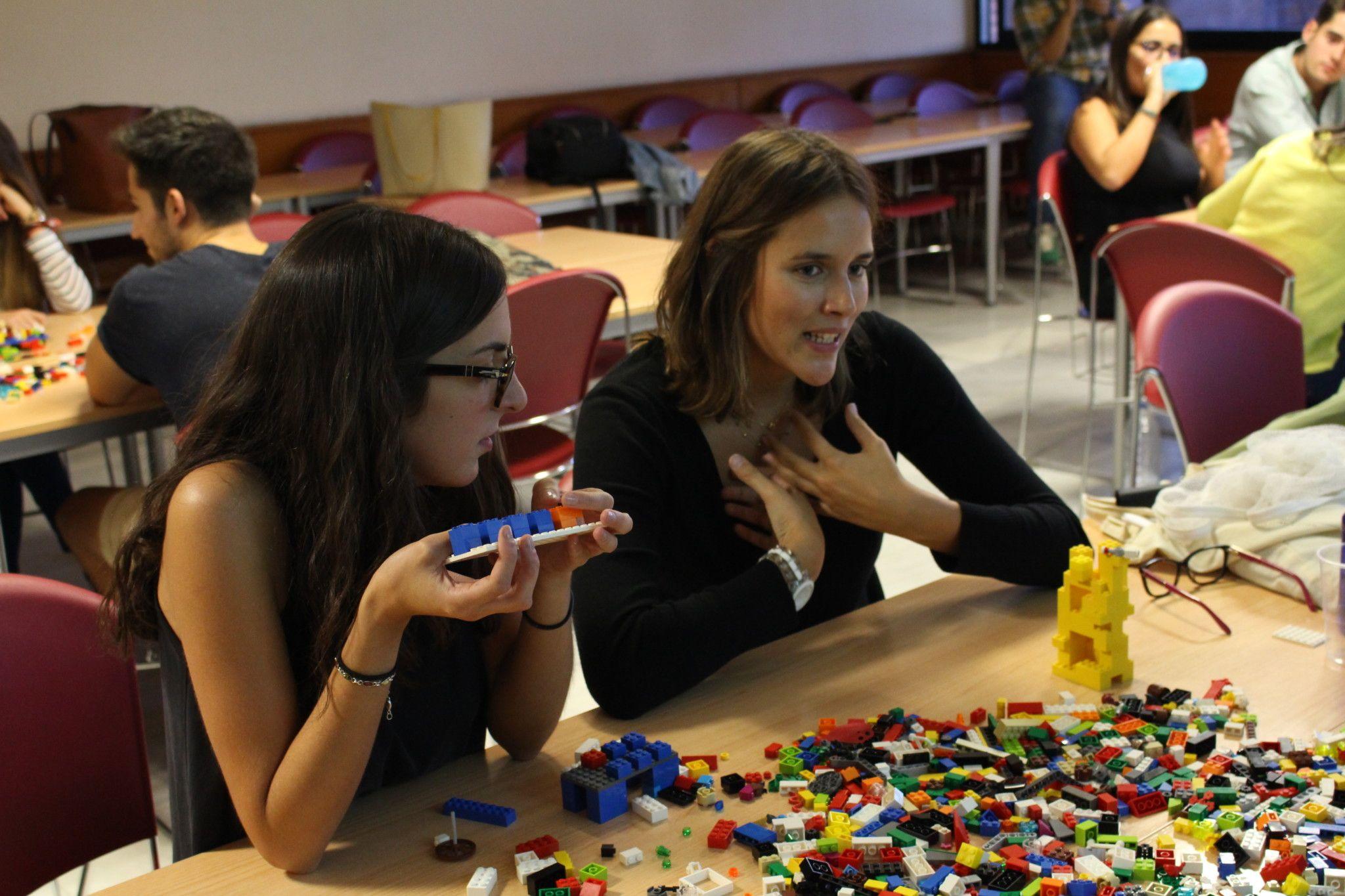 Descubrir el líder que llevamos dentro…  ¿con Lego?