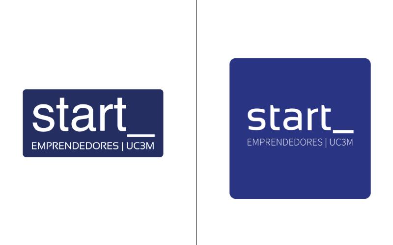 Rebranding de Start