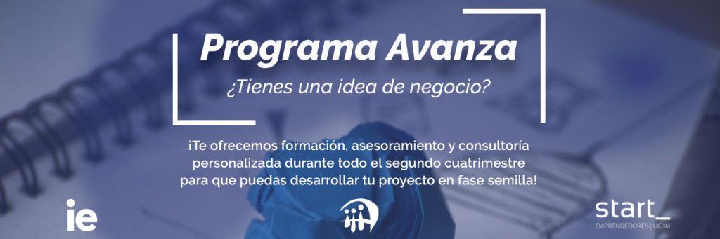 Programa Avanza | StartUC3M