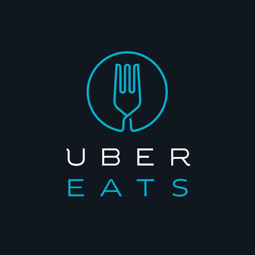 Logo UberEATS