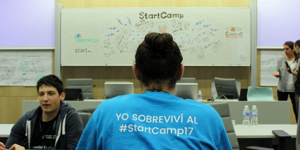 Yo sobrevivi al StartCamp