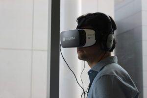 Realidad Virtual en el Campus de Iberdrola StartCamp