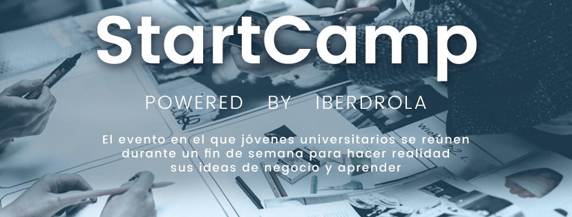 StartCamp POWERED BY IBERDROLA 2017