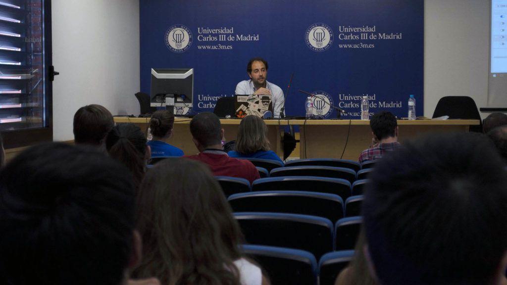 Taller Content Marketing con Pepe Martín